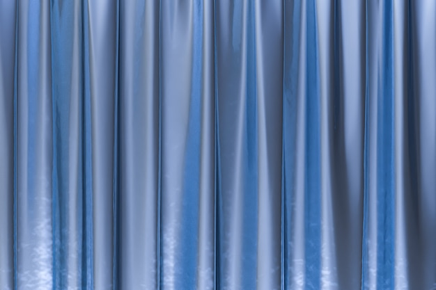 3d-weergave van de abstracte architectuur van de muurgolf