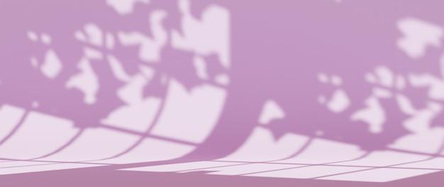 3d-weergave van de achtergrond. voor showproduct. lege scène showcase mockup.