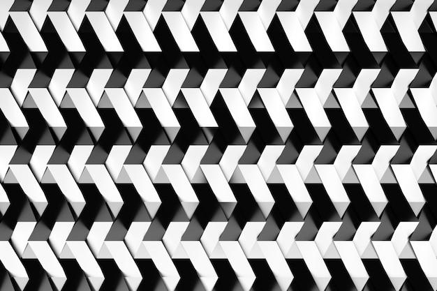 3d zwart metalen gaas illustratie. heldere abstracte sieraad getextureerde achtergrond.