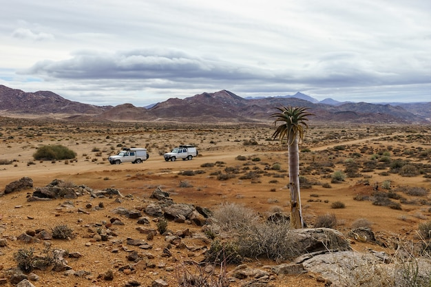 4x4 in richtersveld-park