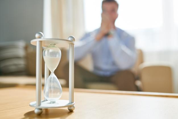Aan het wachten