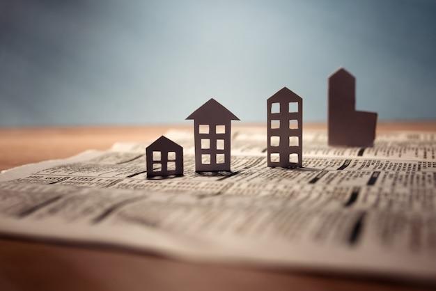 Aankoop of verkoop van het huis, appartement