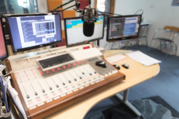 Aanpassen van de digitale controle radio ingenieur