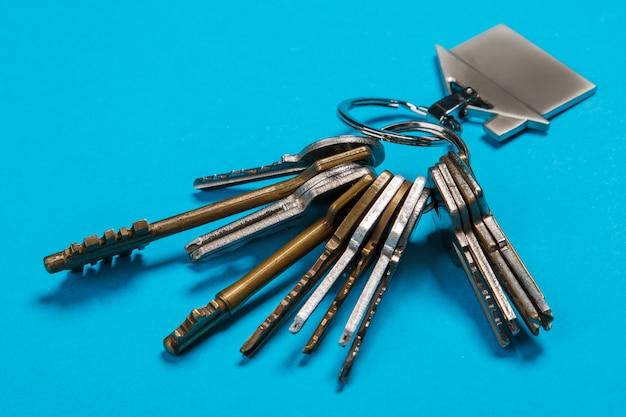 Aantal verschillende sleutels
