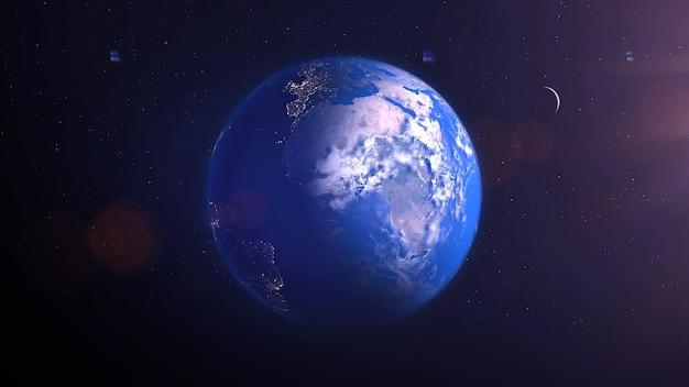 Aarde ilustration