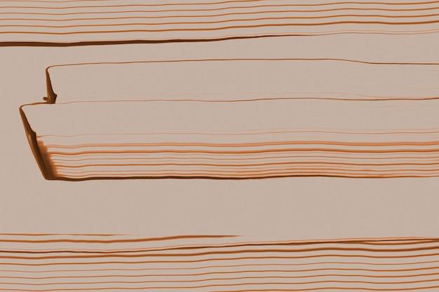 Aardetoon getextureerde achtergrond in bruine abstracte kunst