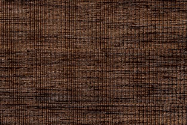 Abric gestructureerde achtergrond in bruin