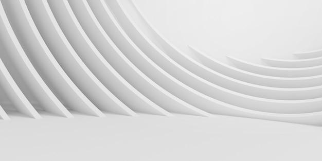 Abstact witte achtergrond illustratie