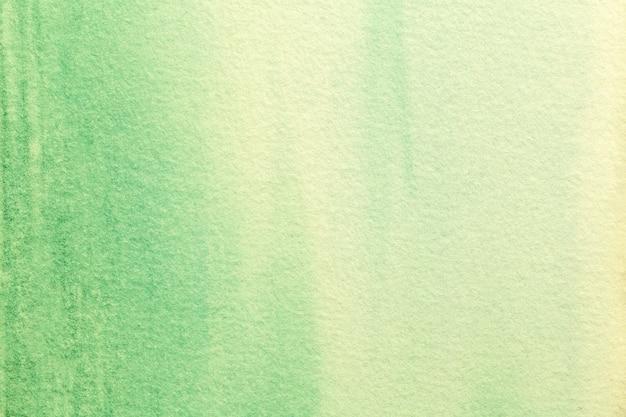Abstract aquarel op canvas