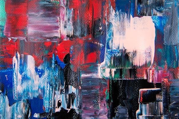 Abstract behang als achtergrond, gemengde verftextuur
