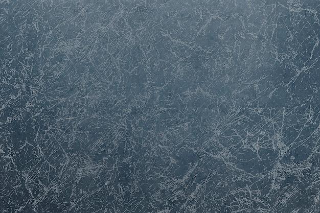 Abstract blauw geweven marmer