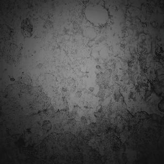Abstract de grenskader van het achtergrond donker vignet met grijze textuurachtergrond. vintage grunge achtergrondstijl.