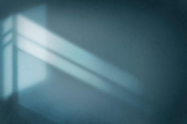 Abstract de schaduw licht concept als achtergrond van de cementmuur