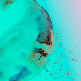 Abstract gekleurd kunstwerk textuur achtergrond