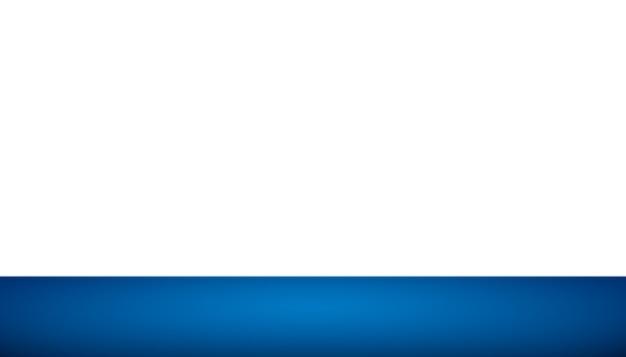 Abstract glad donkerblauw met zwart vignet studio goed te gebruiken als achtergrond bedrijfsrapport digitaalweb...