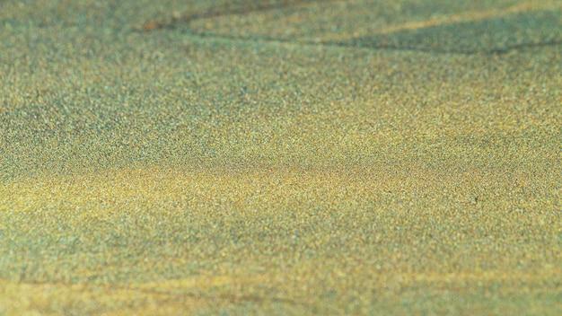 Abstract glitter verf textuur op canvas. achtergrond met glinsterende verf. macro close-up van verschillende kleuren olieverf