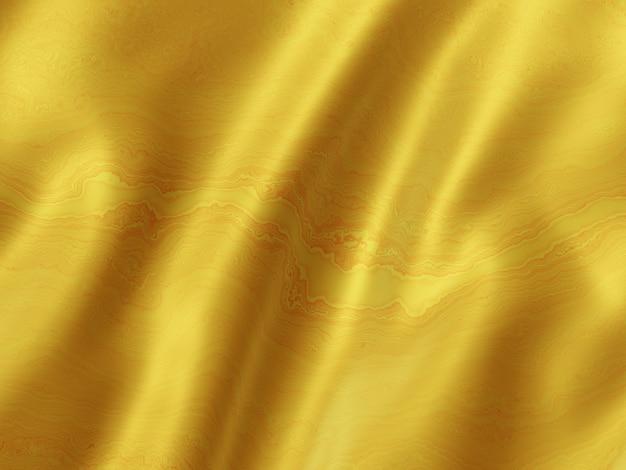 Abstract golvend gouden oppervlak