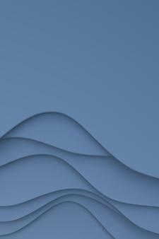 Abstract grijs papier gesneden kunstontwerp voor poster sjabloon, grijs, patroon abstract