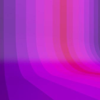 Abstract kleurrijk van kromme regenboog achtergrond, 3d