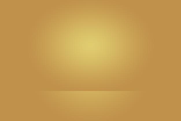 Abstract luxury gold studio goed te gebruiken als achtergrond, lay-out en presentatie.