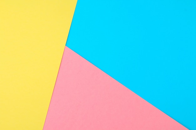 Abstract papier is kleurrijke achtergrond, creatief ontwerp voor pastel behang
