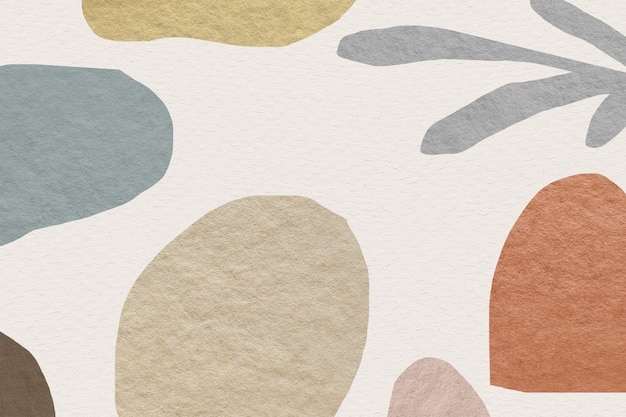 Abstract patroon aardetint ontwerp