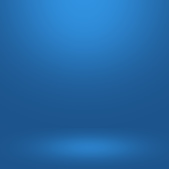 Abstract verloopblauw, voor weergave van uw producten