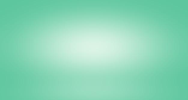 Abstract vervagen lege groene gradiënt studio goed te gebruiken als achtergrondwebsite templateframebusiness rapport
