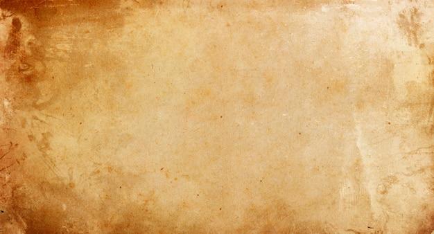 Abstracte achtergrond beige, bruin grungemateriaal, oud papier,
