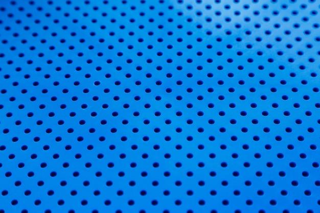 Abstracte achtergrond blauwe cirkel stippen grunge textuur