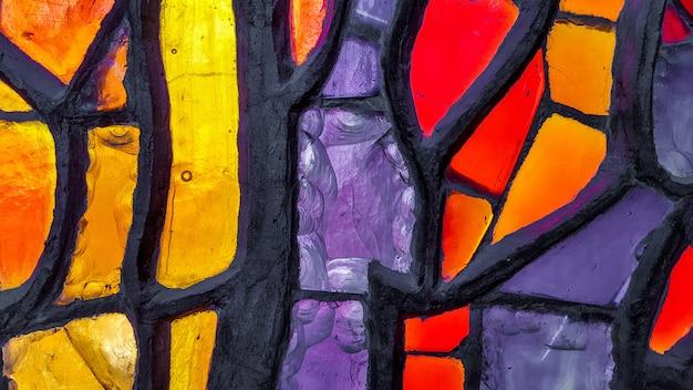 Abstracte achtergrond. een deel van het ontwerp van de buitenkant van het gebouw.