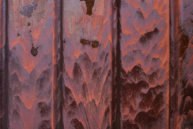 Abstracte achtergrond, grunge roestige metalen textuur