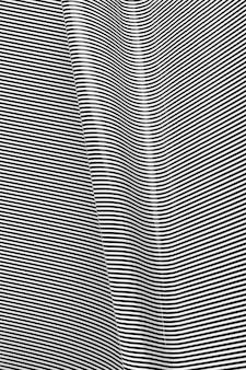 Abstracte achtergrond in zwarte en witte strepen