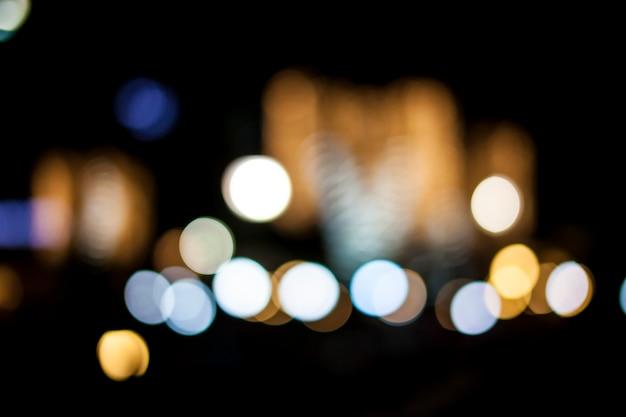 Abstracte achtergrond met bokeh intreepupil lichten