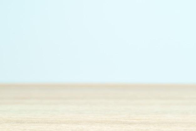 Abstracte achtergrond met de helft van bruin en blauw. textuur met vrije ruimte voor ontwerp en tekst
