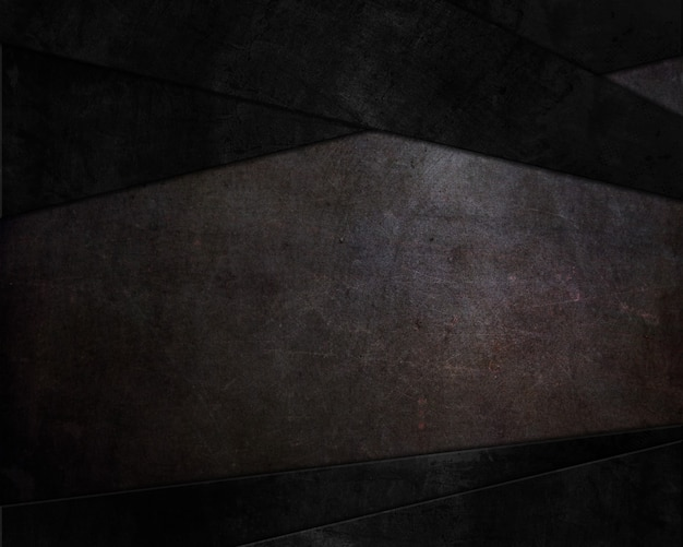 Abstracte achtergrond met texturen in donkere grunge-stijl Gratis Foto