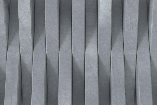 Abstracte achtergrond van betonnen muur. 3d achtergrondontwerp. 3d-weergave.