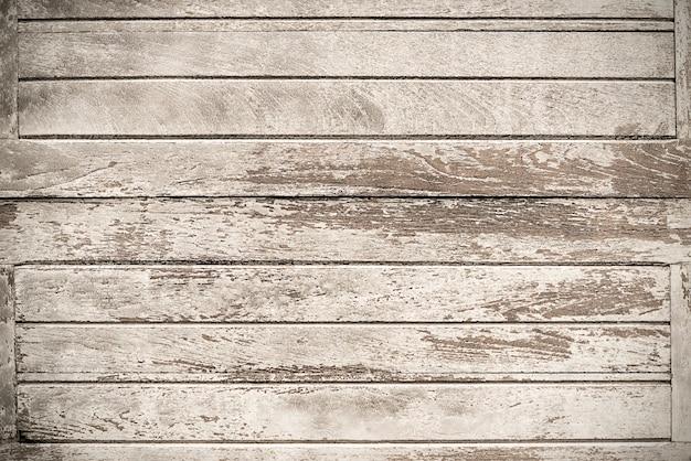 Abstracte achtergrond van bruine houten textuurmuur.