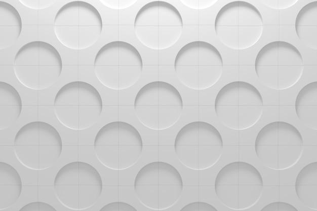 Abstracte achtergrond van cirkel