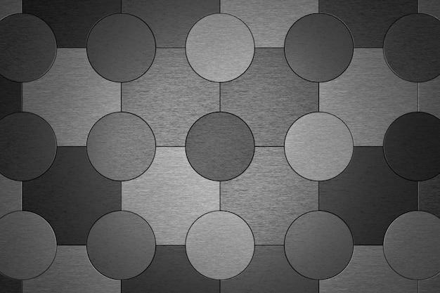 Abstracte achtergrond van cirkelvorm