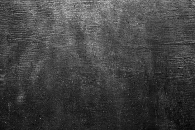 Abstracte achtergrond van oude zwarte houten lijst met gekrast grunge en