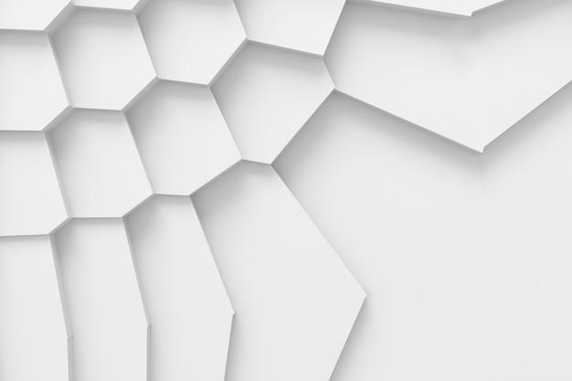 Abstracte achtergrond van rechte lijnen die het oppervlak ontleden in