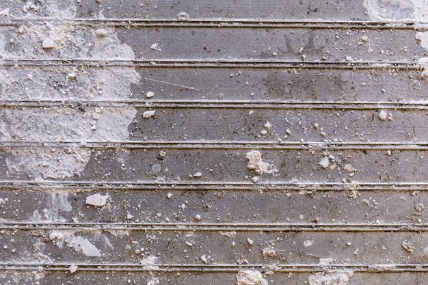 Abstracte achtergrond van vuile ijzertextuur