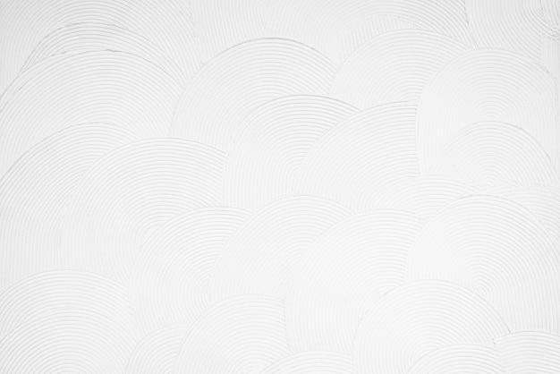 Abstracte achtergrond van witte concrete textuurmuur.