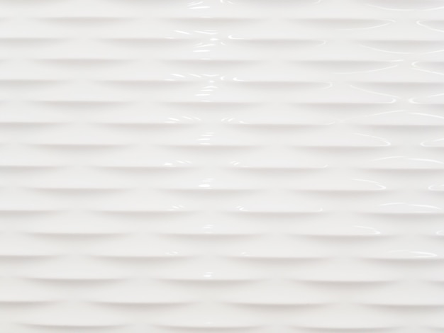 Abstracte achtergrond van witte gladde en gladde muur