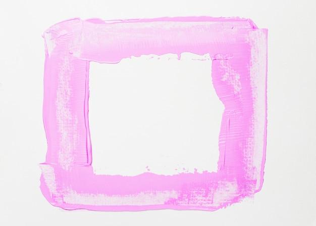 Abstracte acryltextuur met kaderconcept