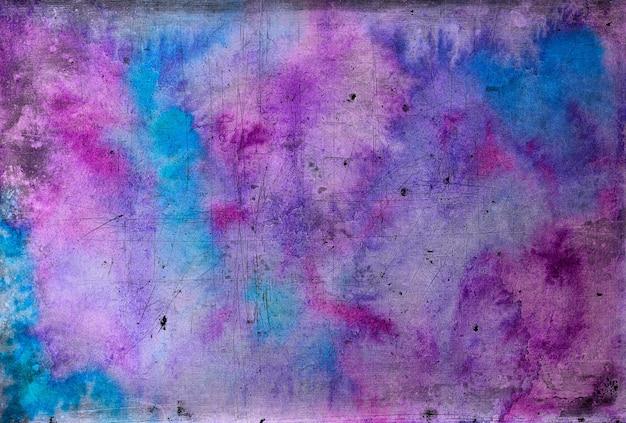 Abstracte aquarel vlekken achtergrond