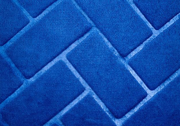 Abstracte blauwe geometrische lijntextuurachtergrond