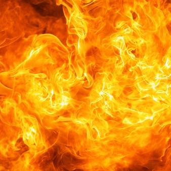 Abstracte brand vlam textuur