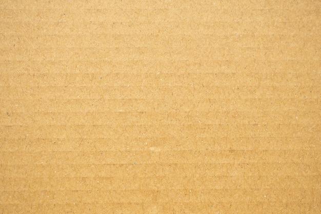 Abstracte bruin gerecycleerd kartondocument textuur
